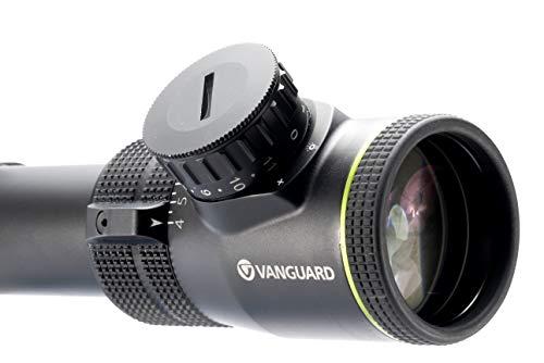 Vanguard Rifle Scope 4 VANGUARD Endeavor RS IV 4-16x50mm Riflescope, Dispatch 600 Reticle, Illuminated