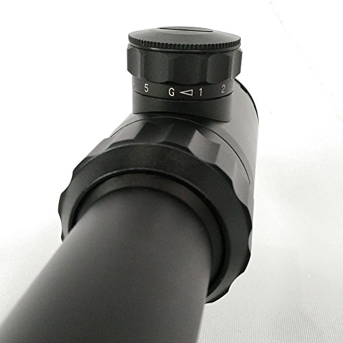 SECOZOOM Rifle Scope 5 Optics for Hunting 14 Zoom Ratio 1000 Yard Shooting & Hunting 2.5-35x56 Sniper Hunting Rifle Scope Long Range