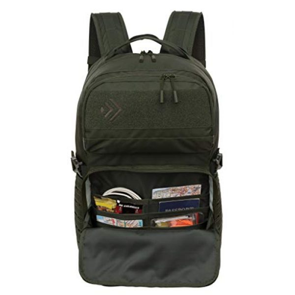 Outdoor Products Tactical Backpack 4 Outdoor Products Bail Out Day Pack