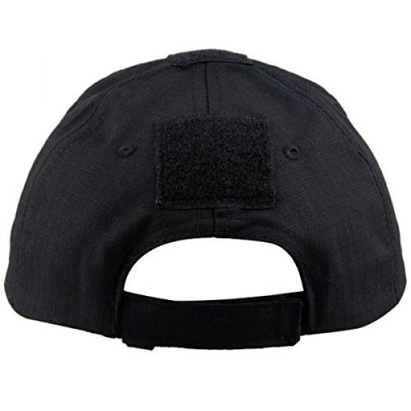 squaregarden Tactical Hat 3 squaregarden Operator Tactical Cap Camo Baseball Caps Hats with Tactical USA Flag Patches