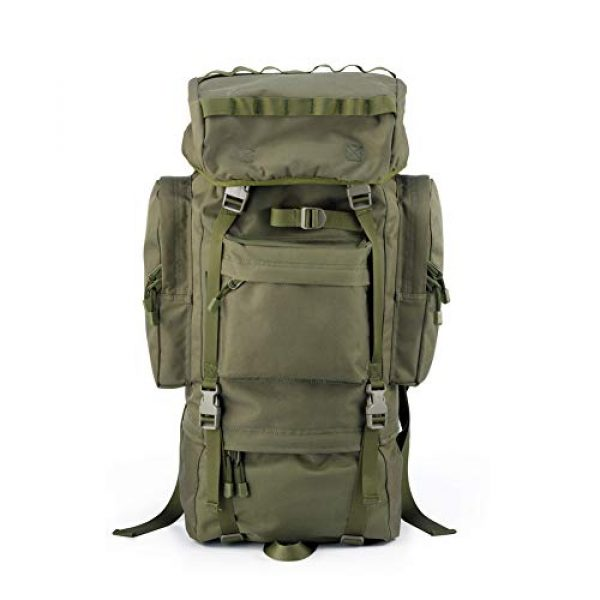 Mastiff Outdoor Tactical Backpack 1 Mastiff Outdoor Adventure Rucksack MOLLE Hiking Camping Gear Travel Survival Functional Backpack