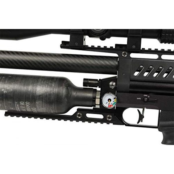LCS Air Rifle 5 LCS Air Arms SK-19 Full-/Semi-Automatic PCP Air Rifle in .25 Caliber (6.35mm)