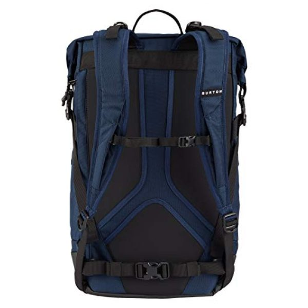 Burton Tactical Backpack 2 Burton Upslope Backpack, Durable Commuter Bag with Waterproof Closure and Laptop Sleeve