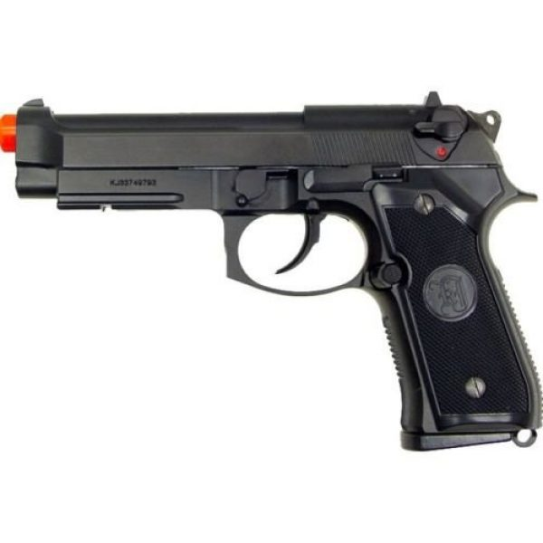 KJW Airsoft Pistol 4 KJW m9 tactical ptp airsoft gas blowback - special government edition(Airsoft Gun)