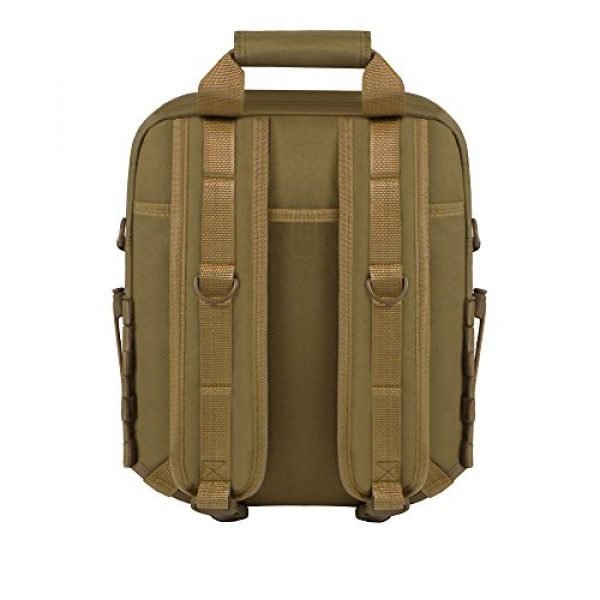 East West U.S.A Tactical Backpack 3 East West U.S.A RT510 Tactical Molle Laptop Sling Bag