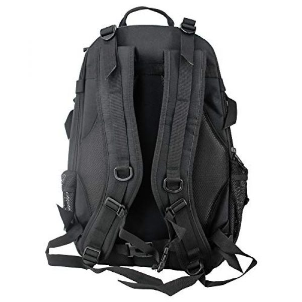 NewDoar Tactical Backpack 3 NewDoar Tactical Hydration Pack Backpacks with 3.0L Bladder for Hiking, Biking, Running, Walking and Climbing