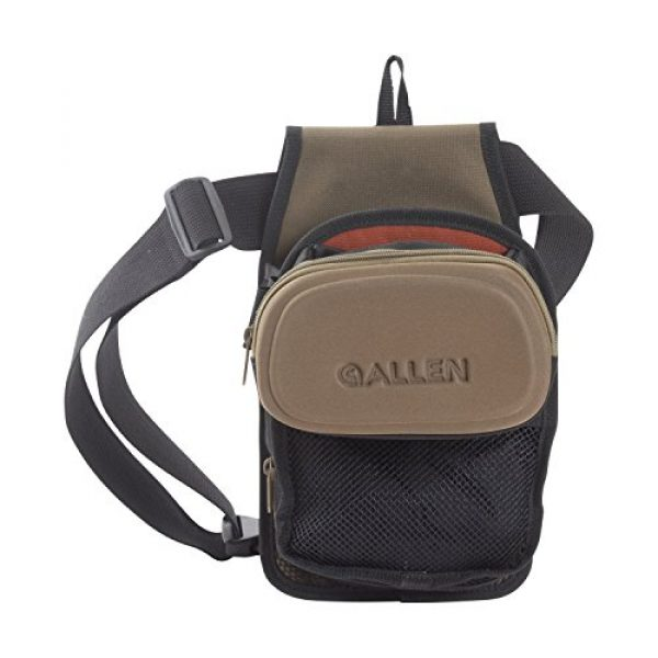 Allen Company Tactical Backpack 2 Allen Company Eliminator All-in-One Shooting Bag, Coffee/Black, One Size (8302)