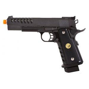 WE Airsoft Pistol 1 WE hi-capa 5.1k1 full metal airsoft gas pistol airsoft gun(Airsoft Gun)