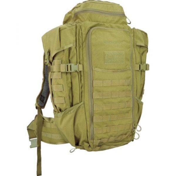 Eberlestock Tactical Backpack 3 Eberlestock Halftrack Pack