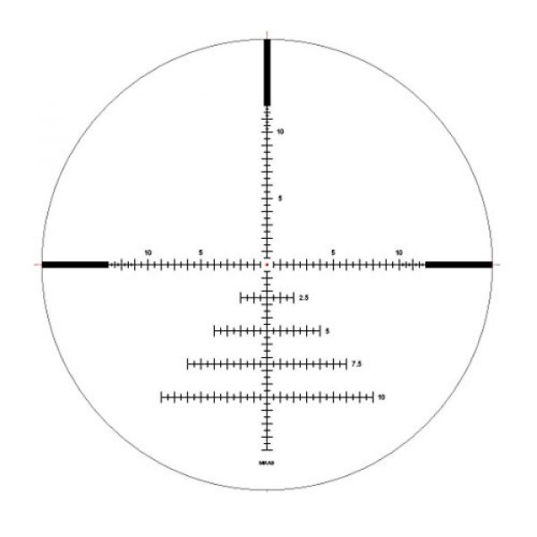 IOR Valdada Rifle Scope 7 IOR Valdada 6-24x56 35mm Tactical FFP MIL/MIL Illuminated MP-8 Xtreme X1 SF (We Sell All Products)