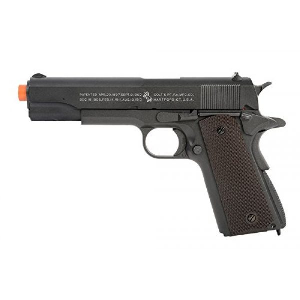 Colt Airsoft Pistol 2 Colt 100th Anniversary 1911 CO2 Full Metal Airsoft Pistol