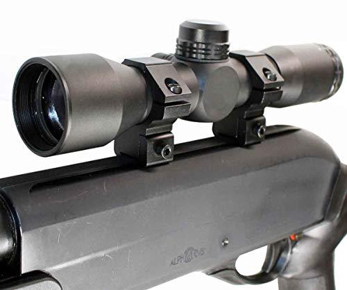 TRINITY Rifle Scope 5 Trinity Savage 64 fxp Hunting Scope Black