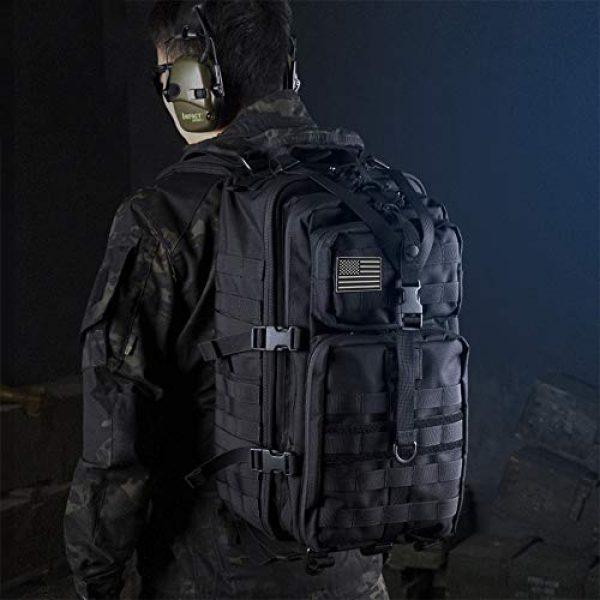 EMDMAK Tactical Backpack 6 EMDMAK Military Tactical Backpack, 42L Large Military Pack Army 3 Day Assault Pack Molle Bag Rucksack for Outdoor Hiking Camping Hunting
