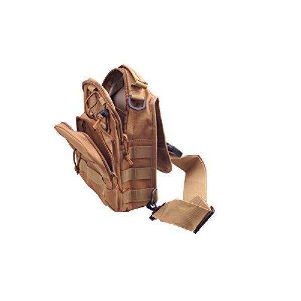 CISNO Tactical Backpack 4 CISNO Outdoor Rucksack Tactical Molle Messenger Assault Sling Shoulder Bag Backpack Pack