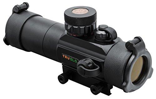 TRUGLO Rifle Scope 1 TRUGLO DUAL-COLOR 30mm Tactical Dot Sight