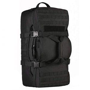CREATOR  1 CREATOR 60L Tactical Backpack Molle Travel Luggage Bags Camping Daypack Duffle Bag