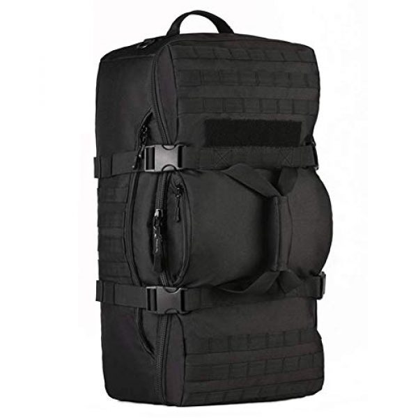 CREATOR Tactical Backpack 1 CREATOR 60L Tactical Backpack Molle Travel Luggage Bags Camping Daypack Duffle Bag