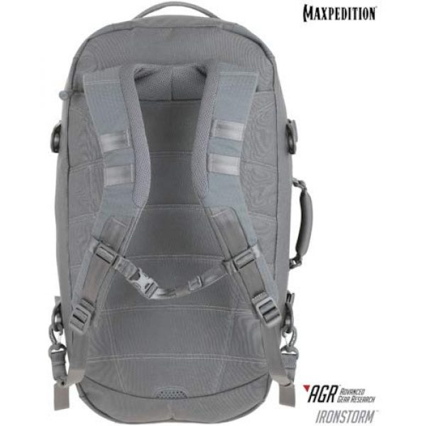 Maxpedition Tactical Backpack 4 Ironstorm Adventure Travel Bag 62L