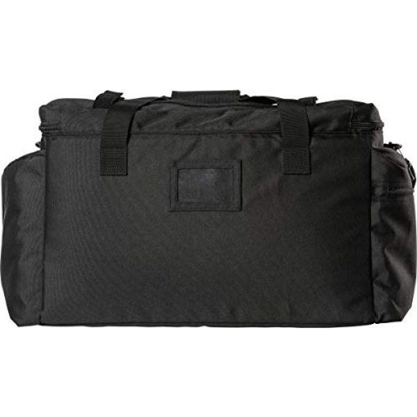 5.11 Tactical Backpack 3 5.11 Tactical Basic Patrol Bag 37 Liters, Adjustable/Removable Shoulder Strap, Style 56523, Black