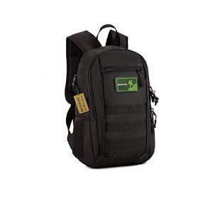Huntvp Tactical Backpack 1 Huntvp 10L Mini Daypack Military MOLLE Backpack Rucksack Gear Tactical Assault Pack Bag for Hunting Camping Trekking Travel