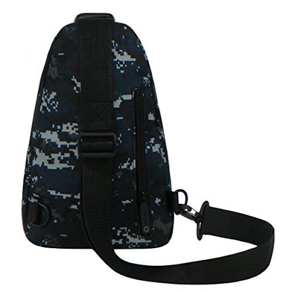 East West U.S.A Tactical Backpack 3 East West U.S.A RTC528 Tactical Camouflage Military Sling Chest Utility Pack Bag
