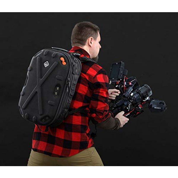 HAZARD 4 Tactical Backpack 6 Hazard 4 Pillbox(TM) Hard-Shell Optics/CCW Pack - Black