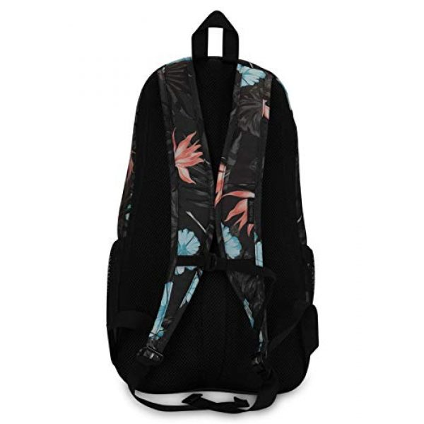 Hurley Tactical Backpack 2 Hurley Renegade Laptop Backpack, Anthracite (Lanai), one size