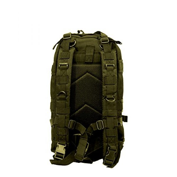 World Famous Sports Tactical Backpack 3 World Famous Sports Tactical Transport Backpack