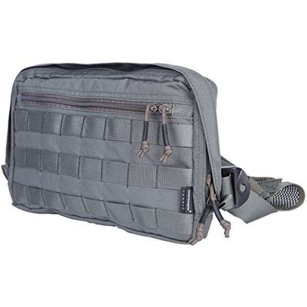 EMERSONGEAR Tactical Backpack 2 EMERSONGEAR Recon Kit Bag,Multi-Function Tool Pouch,Molle Vest Pouch Chest Bag