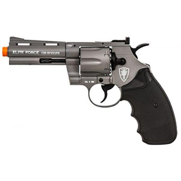 "Elite Force Airsoft Pistol 2 Elite Force Umarex 4"" CQB Revolver Pistol Airsoft Gun"