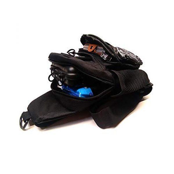 Avias Knife Supply Tactical Backpack 1 Shoulder Chest Sling EDC Bag (Sling Bag with Small Kit Set)
