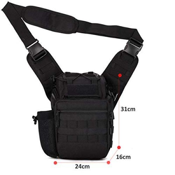 VISDOLL Tactical Backpack 3 VISDOLL DSLR Camera Bag Tactical shoulder Bag Outdoor Military Backpack