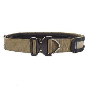 EMERSONGEAR Tactical Belt 1 EMERSONGEAR Tactical Heavy Duty Nylon Belt,Rigger MOLLE Belt,1.75 inch Strong Load Bearing Two Layer EDC Belt with Quick Release Cobra Buckle Great for Military Combat Duty Wilderness Hunting Survival