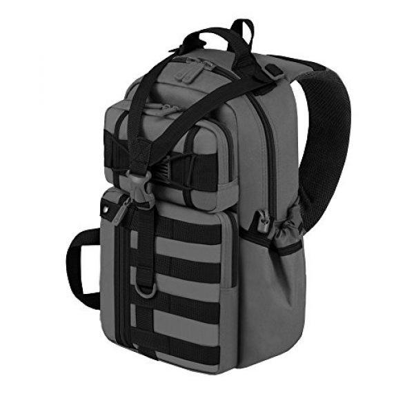 East West U.S.A Tactical Backpack 2 East West U.S.A RT525 Tactical Molle Assault Sling Shoulder Cross Body One Strap Backpack