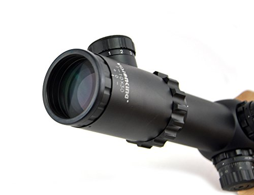 Visionking Rifle Scope 4 Visionking Rifle Scope 1-10x30 FFP First Focal Plane 35mm Tactical Riflescope Reticle