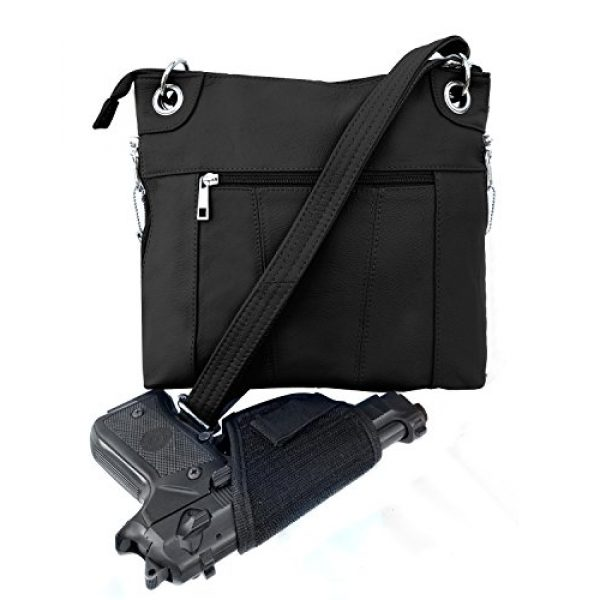 Roma Leathers Inc Tactical Backpack 4 Roma Leathers Inc Women's Crossbody Bag