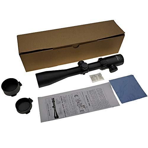 SECOZOOM Rifle Scope 6 SECOZOOM Rifle Scope Tactical Military 3-9 x 40mm / 3-9 x 42mm World's Best Optical Riflescope for Hunting