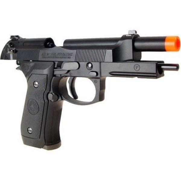 TSD Airsoft Pistol 3 hfc m190 abs gas pistol rail/semi auto abs ver. - 0.240 caliber(Airsoft Gun)