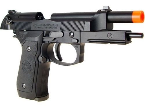 HFC  3 hfc m190 metal semi auto pistol rail ver airsoft gun(Airsoft Gun)