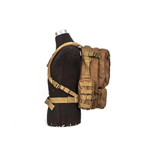 Condor Tactical Backpack 7 Condor Convoy Outdoor Pack Black