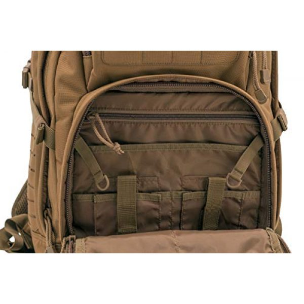 LA Police Gear Tactical Backpack 4 LA Police Gear Atlas 24H MOLLE Tactical Backpack for Hiking, Rucksack, Bug Out, or Hunting