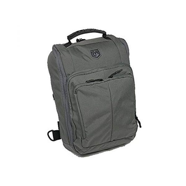 Cannae Pro Gear Tactical Backpack 2 Cannae Pro Gear Optio Sling Bag Pack with Ambidextrous Single Shoulder Strap