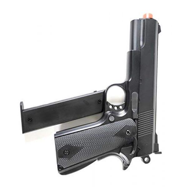 HFC Airsoft Pistol 3 HFC HA121 Airsoft Gun Spring Pistol