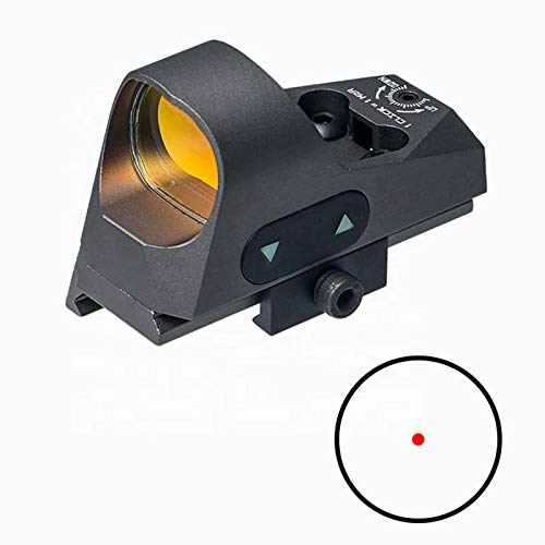 Fashion Sport Rifle Scope 2 Fashion Sport Red dot riflescope 1x25 Mini Reflex Sight Dot Reticle Red Dot Sight Scope Picatinny for Hunting