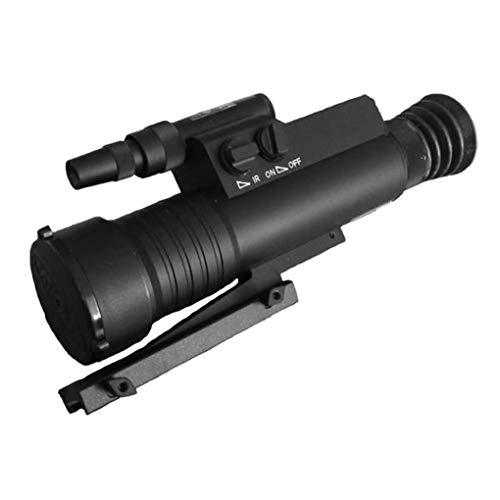 Kalinka Optics Rifle Scope 1 Kalinka Optics NS-XDM High Powered Night Vision Rifle Scope with Infrared Illuminator, Weaver Mount