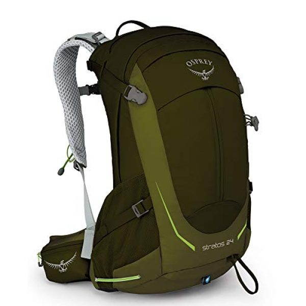 Osprey Tactical Backpack 1 Osprey Stratos 24 Men's Hiking Backpack