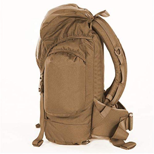 Snugpak Tactical Backpack 2 Snugpak Sleeka Force Backpack, Daypack with 2 Side Compartments, 35 Liter