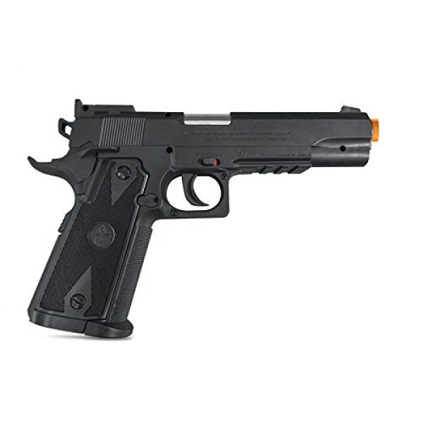 Colt Airsoft Pistol 2 Colt Special Combat 1911 CO2 Airsoft Pistol with Hop-Up, 400-450 FPS