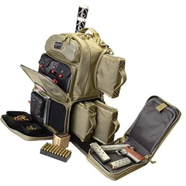 G5 Outdoors Tactical Backpack 7 G5 Outdoors Tactical Backpack