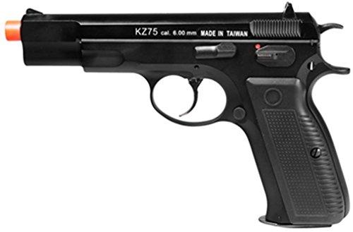 KWA Airsoft Pistol 1 KWA kz75 with ns2 gas blow back system airsoft gun(Airsoft Gun)